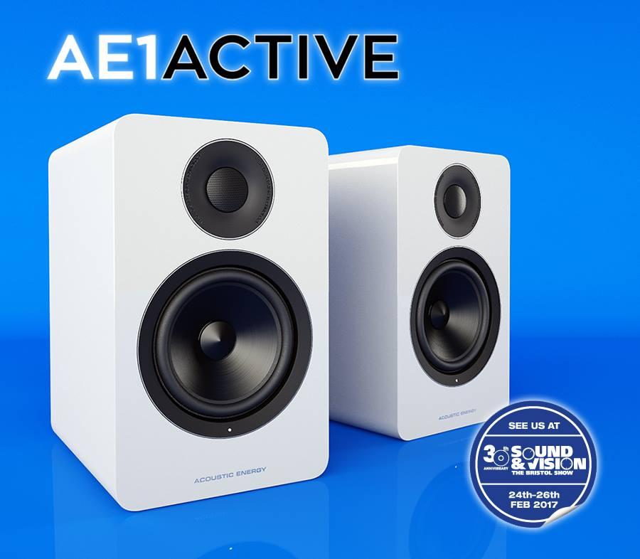 Acoustic Energy АЕ1 Active