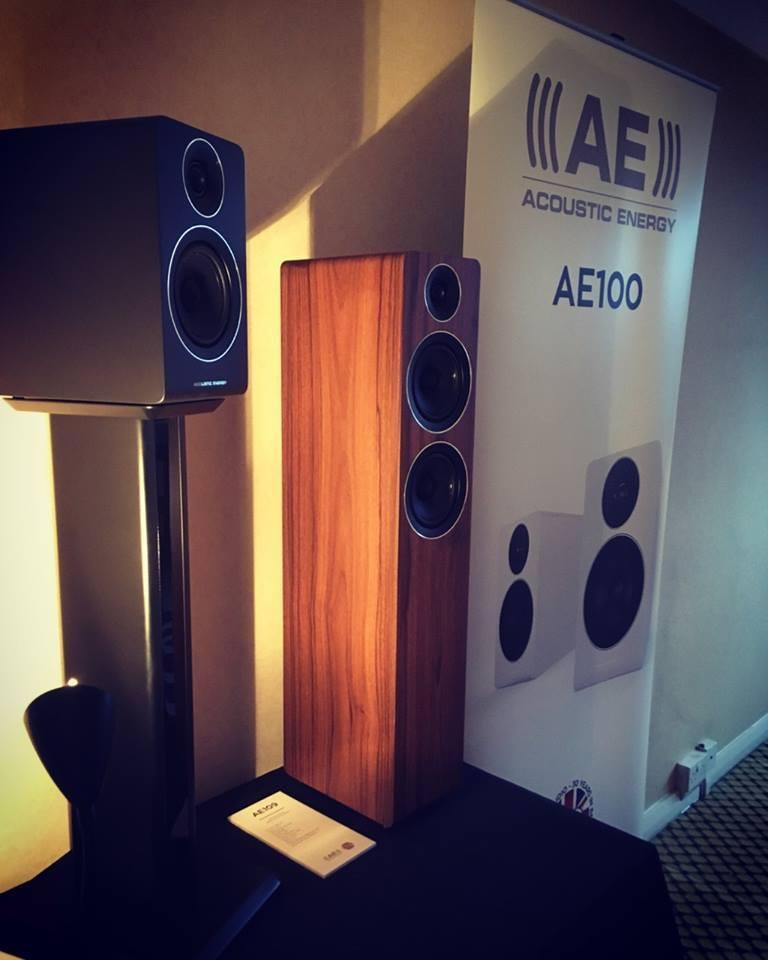 Acoustic Energy на Sound & Vision`17