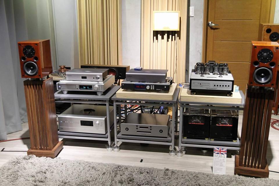 AE1 Classic + усилитель T+A PA 2500 R и мульти-источник MP 2000 R