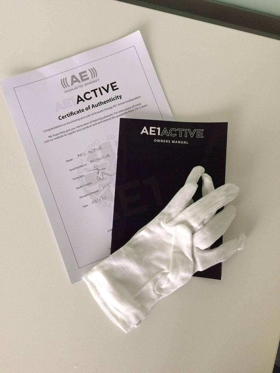 AE1 Active