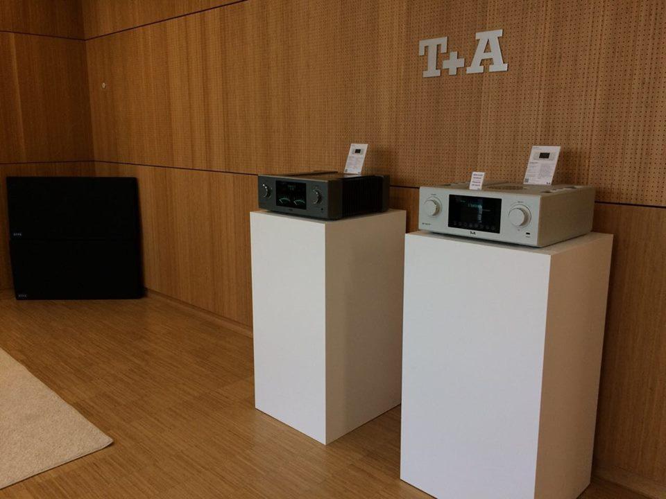 фотоотчет с мероприятия T+A elektroakustik