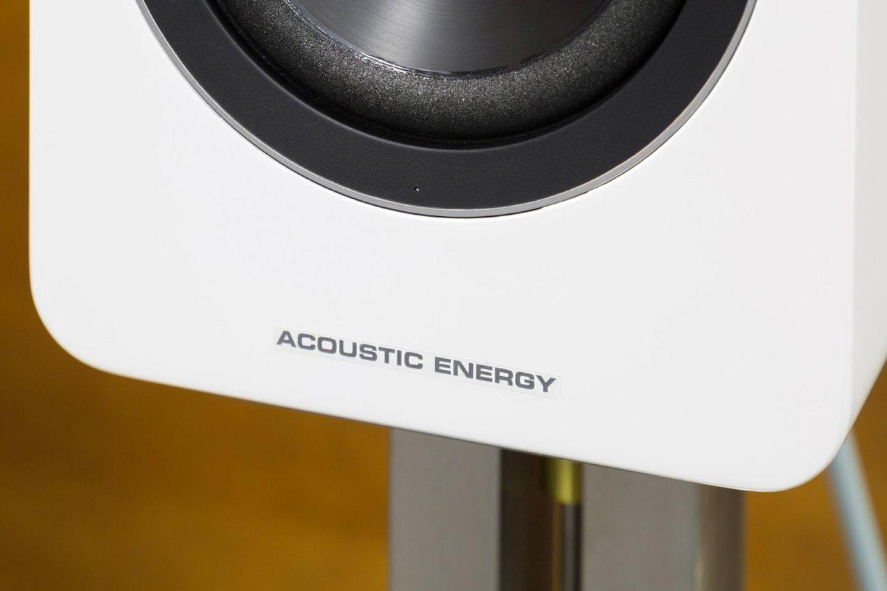 Звук есть, энергии — хоть отбавляй. Правильное название, одним словом
