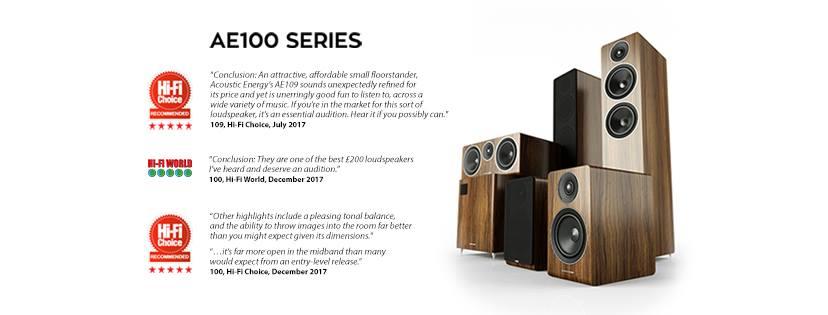 Acoustic Energy АЕ 100 (2017)
