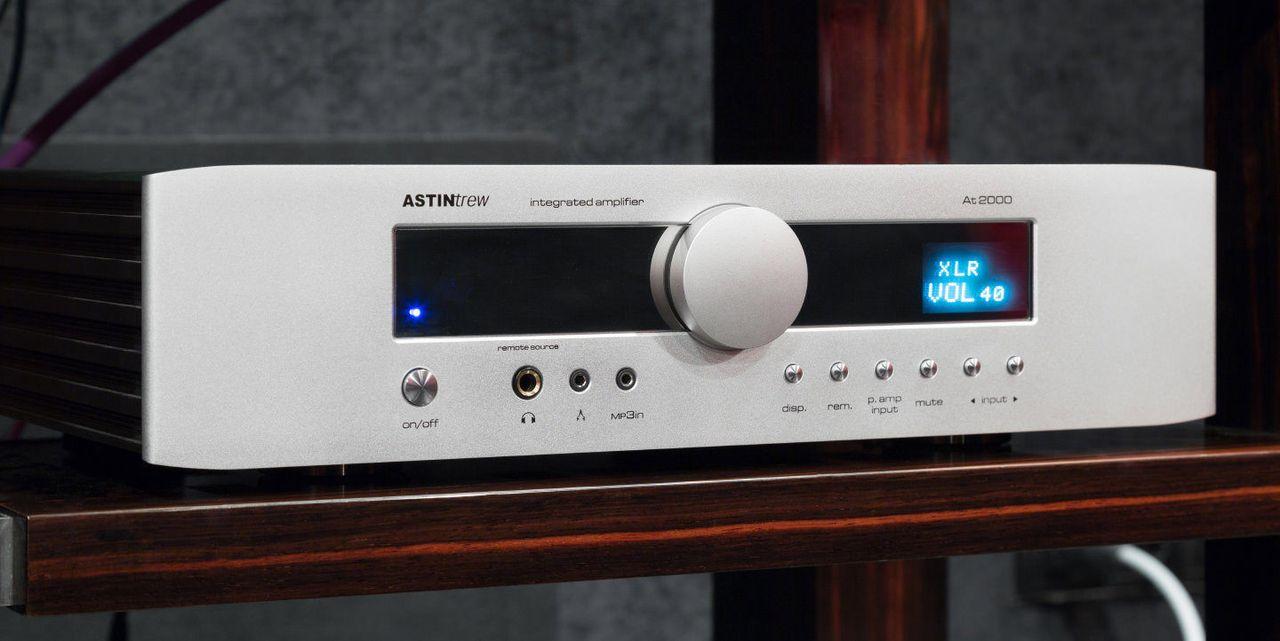 С усилителем Astin Trew AT2000Plus акустика зазвучала совсем по-другому
