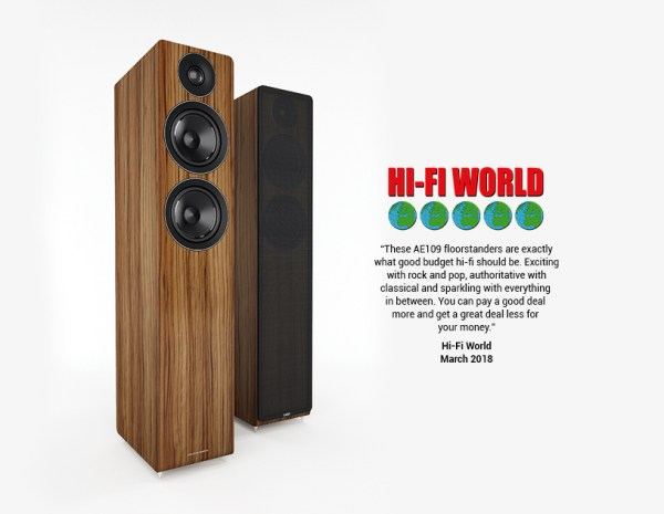 Acoustic Energy АЕ 109 - Hi-Fi World Magazine