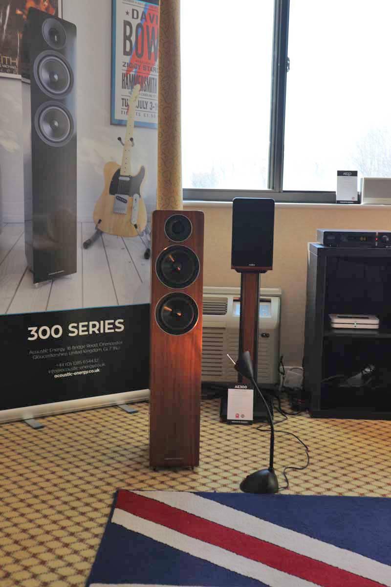 Acoustic Energy АЕ 300