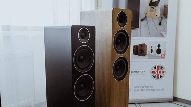 Acoustic Energy АЕ109 и АЕ309