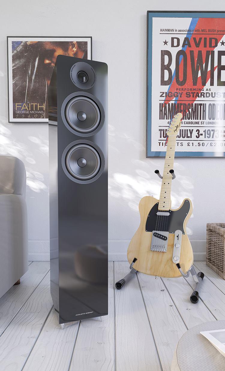 Acoustic Energy АЕ309 получили высшую награду от английского издания Hi-Fi Choice – Reсommended