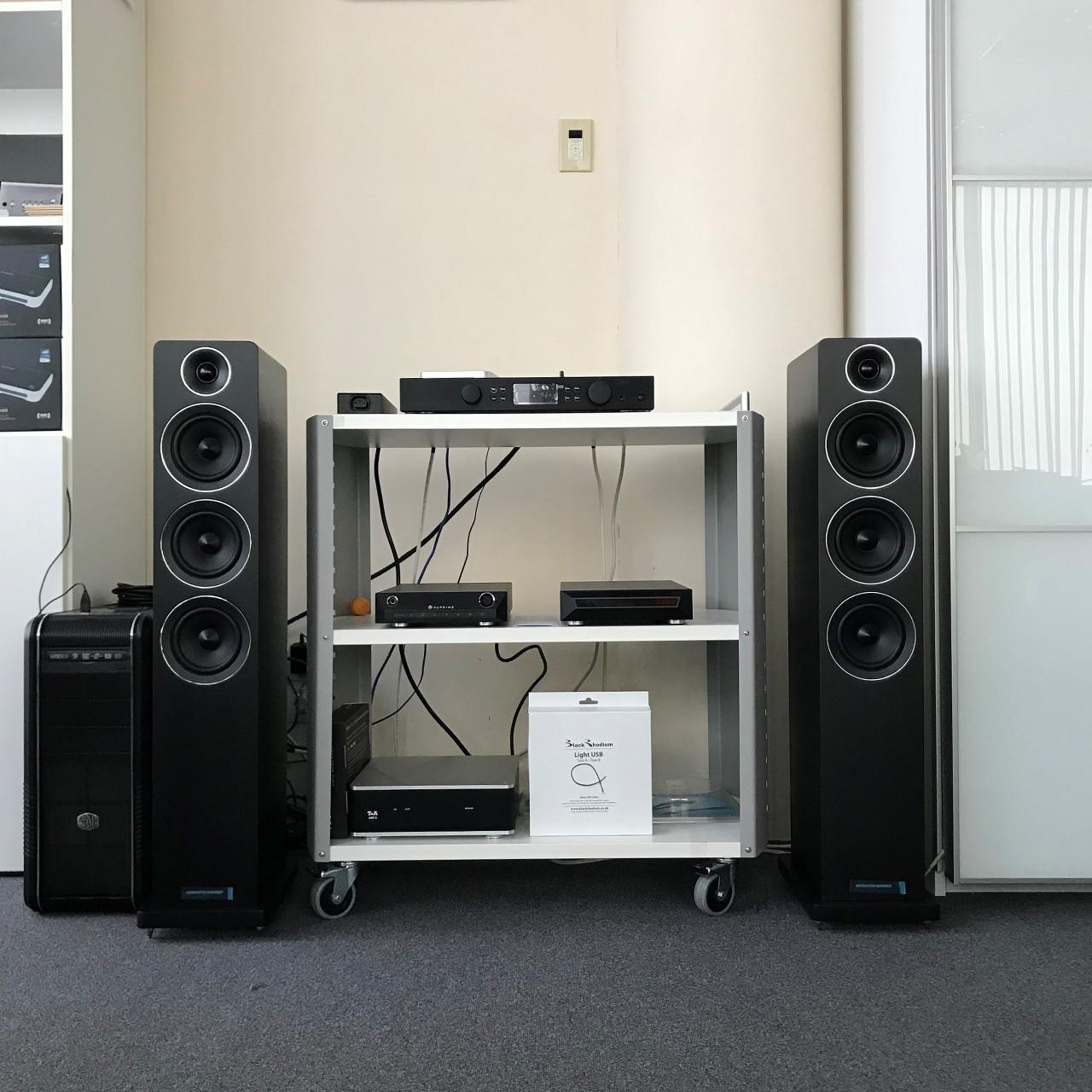 Acoustic Energy АЕ 120 и Сreek EVO 50 A