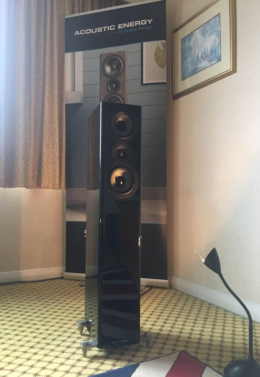 Hi-Fi Bristol Show - Acoustic Energy 500