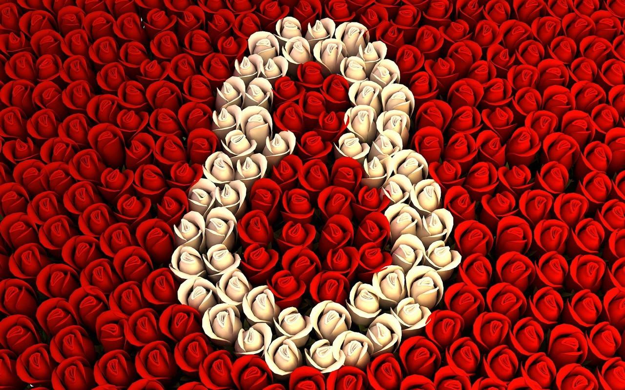 Поздравляем прекрасную половину человечества с наступающим праздником 8 Марта