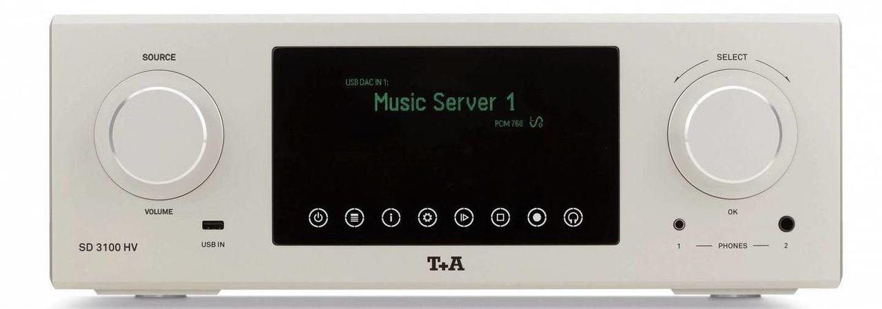 Т+А High Voltage SD/SDV 3100 HV
