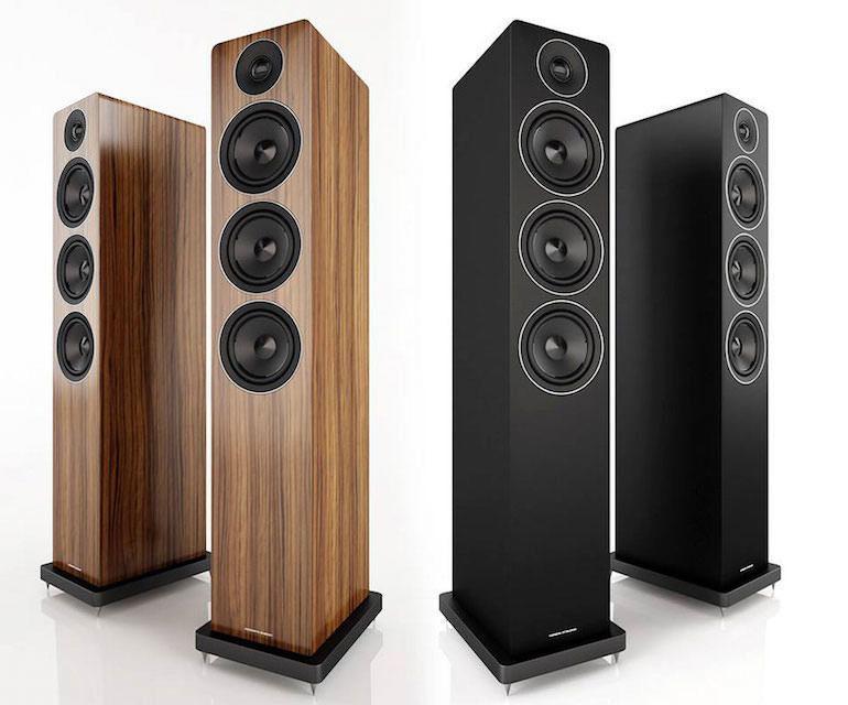 Acoustic Energy АЕ120 можно будет услышать на Hi-Fi & High End Show 2019. Комната №314
