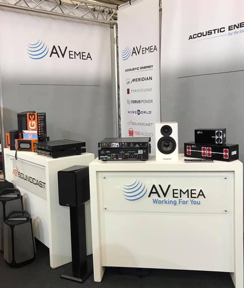 АЕ 500 от Acoustic Energy