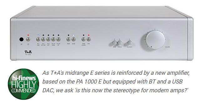 Т+A PA 1100 E