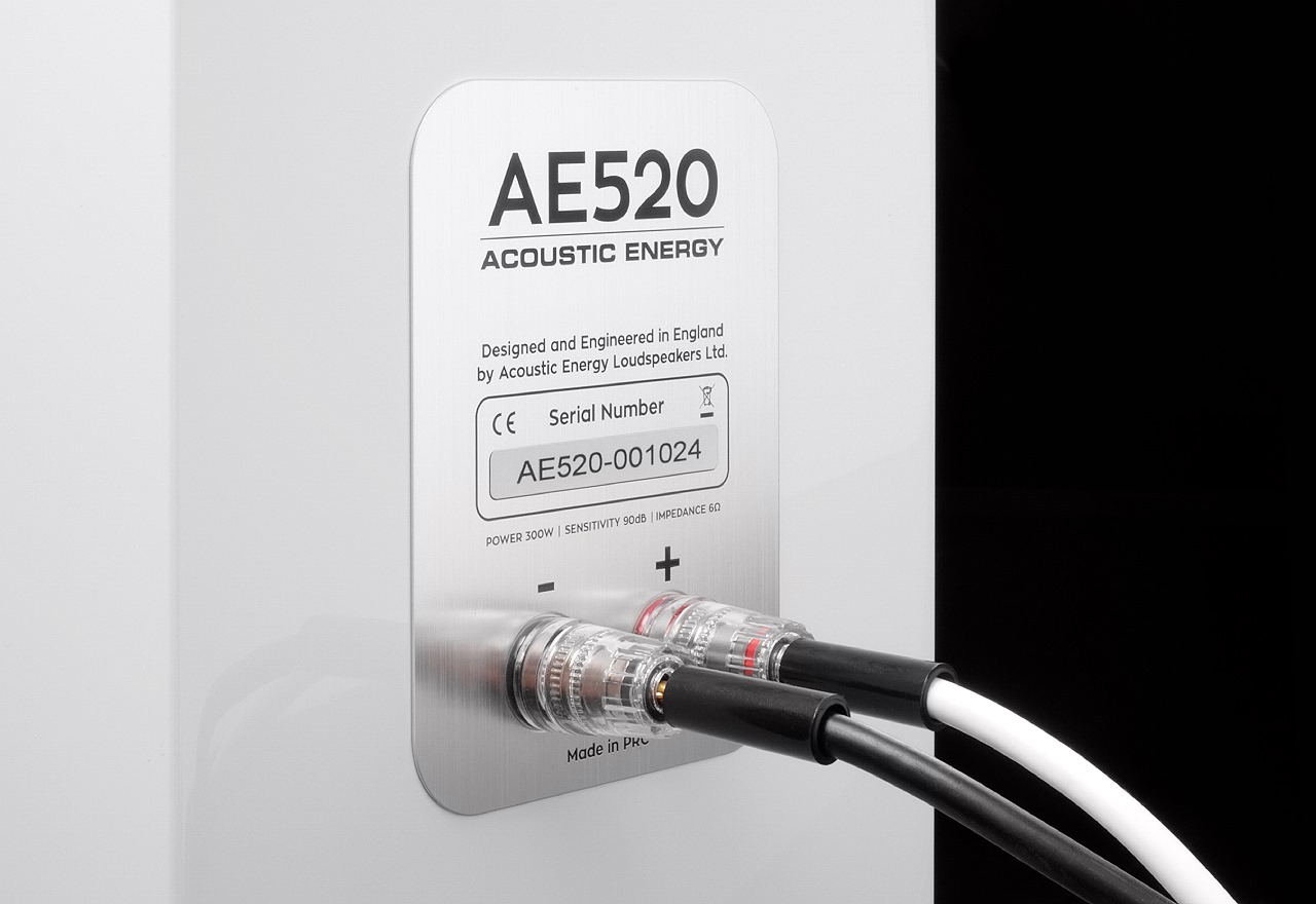 Acoustic Energy AE 520